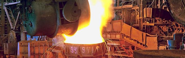Технология производства черной металлургии
